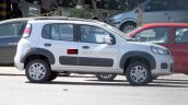 2015 Fiat Uno Adventure facelift spied in Brazil profile
