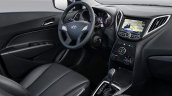 2015 Hyundai HB20X press shot interior
