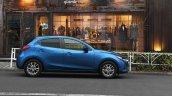 2015 Mazda2 blue
