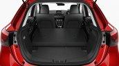2015 Mazda2 bootspace