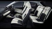 2015 Mazda2  cabin