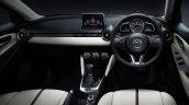 2015 Mazda2 dashboard dual tone