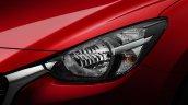2015 Mazda2 headlamp base model
