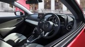 2015 Mazda2 steering wheel