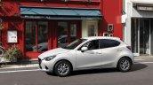 2015 Mazda2 white