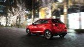 2015 Mazda2(Demio)  on the move rear three quarter
