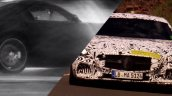 2015 Mercedes AMG GT teased