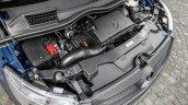 2015 Mercedes Vito engine bay