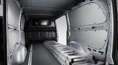 2015 Mercedes Vito panel van loading bay