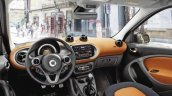 2015 Smart ForFour dashboard