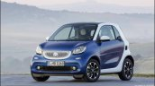 2015 Smart ForTwo front three quarter