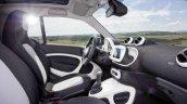 2015 Smart ForTwo interior