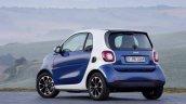 2015 Smart ForTwo rear