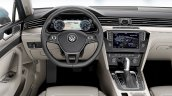 2015 VW Passat press image dashboard