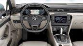 2015 VW Passat press image dashboard