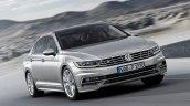 2015 VW Passat press image front three quarter