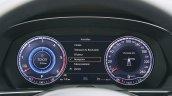 2015 VW Passat press image instrument console