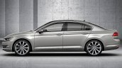 2015 VW Passat press image profile