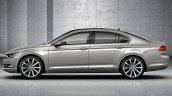 2015 VW Passat press image profile