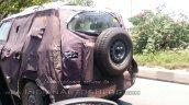 2016 Mahindra Bolero U301 spied rear
