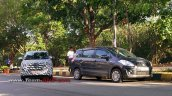 2016 Toyota Innova India spied front