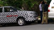 2016 Toyota Innova India spied side