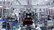 Audi A3 Sedan India Assembly Line