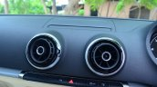 Audi A3 Sedan Review AC vents