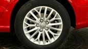 Audi A3 Sedan Review alloys
