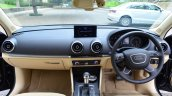 Audi A3 Sedan Review cabin