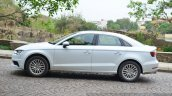 Audi A3 Sedan Review doors