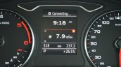 Audi A3 Sedan Review efficiency