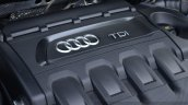 Audi A3 Sedan Review engine cover