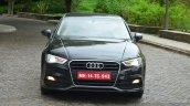 Audi A3 Sedan Review front