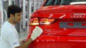 Audi A3 Sedan assembly