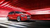 BMW 1 Series M Performance limited edition front three quarters