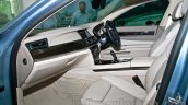 BMW ActiveHybrid 7 dashboard passenger side India launch