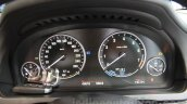 BMW ActiveHybrid 7 digital instrument cluster India launch