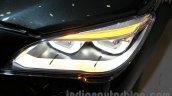 BMW ActiveHybrid 7 eyebrow India launch