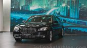 BMW ActiveHybrid 7 front three quarters India launch