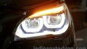 BMW ActiveHybrid 7 headlamp India launch