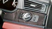 BMW ActiveHybrid 7 headlamp switch India launch