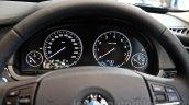 BMW ActiveHybrid 7 instrument binnacle India launch