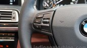 BMW ActiveHybrid 7 steering buttons India launch
