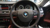 BMW ActiveHybrid 7 steering wheel India launch