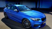 BMW M235i Track Edition front