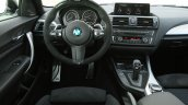 BMW M235i Track Edition interior