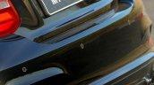 BMW M235i Track Edition rear bumper