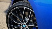 BMW M235i Track Edition tires