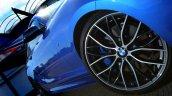 BMW M235i Track Edition wheel arch